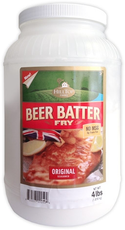 Beer Batter Fry Mix
