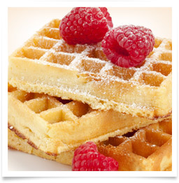 Hilltop Foods Waffle Mix