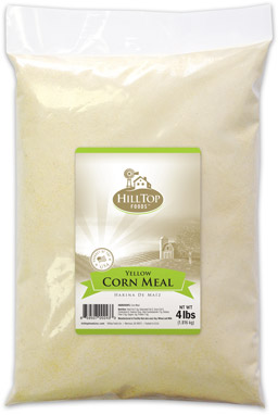 Hilltop Foods Corn Meal