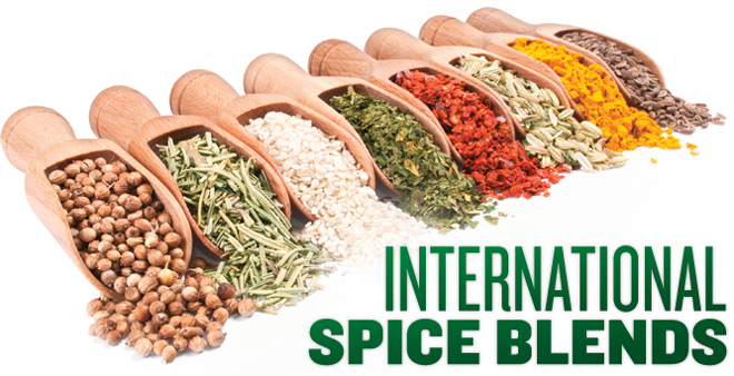 International Spice Blends