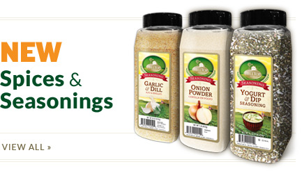 Featured Product - New Spices & Seasonings